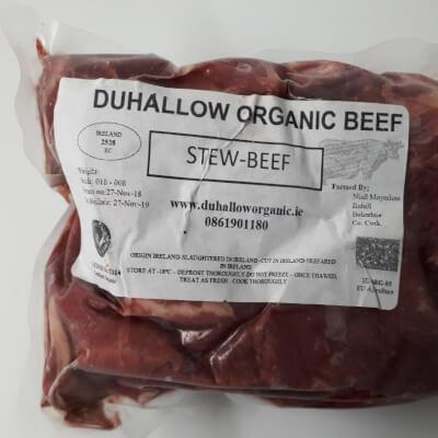 Organic Dexter Beef Stew