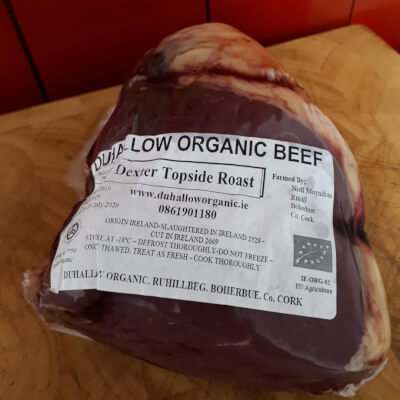 Organic Dexter Topside Roast