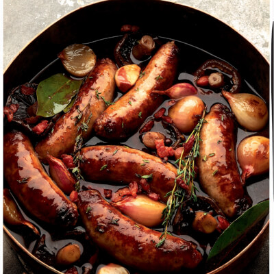 Sausages Made With Non Gluten Ingredients