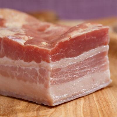 Old Spot Belly Pork Slab