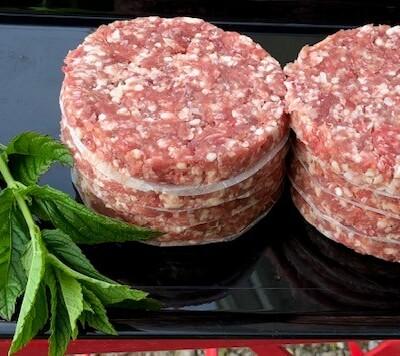 Lamb Burgers(4)