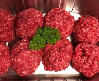 Meatballs-Beef