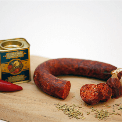 Chorizo From Slane Not Spain