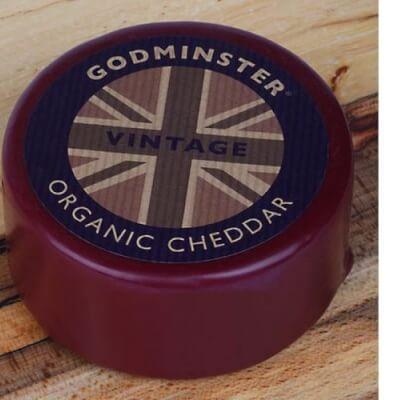 Godminster Cheddr Round 1Kg