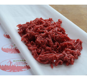 Aberdeen Angus Beef Mince