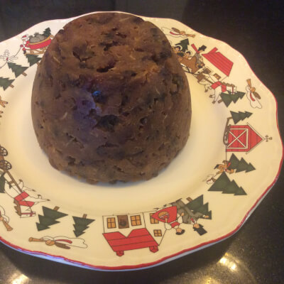Sheila'S Christmas Pudding
