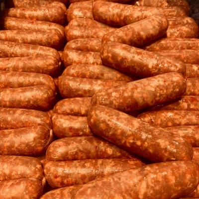 Buffalo Sausages