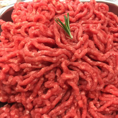 Minced Buffalo