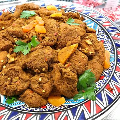 Buffalo Curry