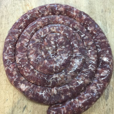 Boerewors Sausage