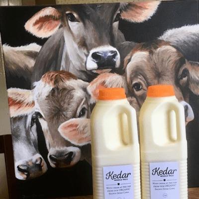 1Litre Whole Milk