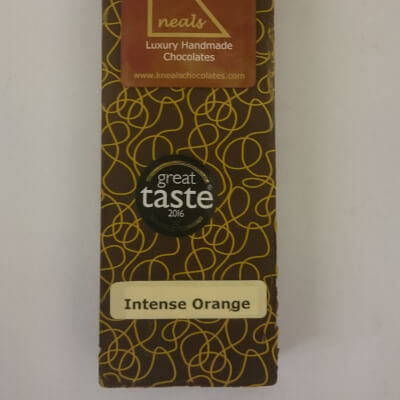 Great Taste 2016 Winning Intense Orange