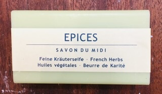 Savon Du Midi Fresh Herb Soap