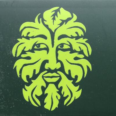 Airmid Green Man Soap