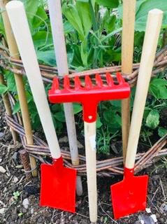 Kids 3 Piece Garden Tool Set