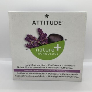 Attitude Lavender And Eucalyptus Natural Air Purifier