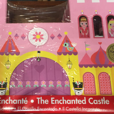 Janod Kids Enchanted Castle.