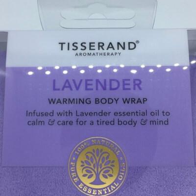 Tisserand Lavender Body Warmer