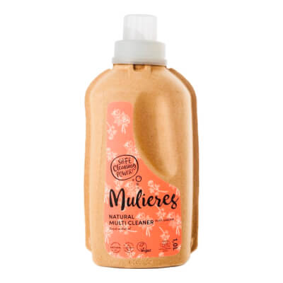 Mulieres Natural Concentrated Multi Cleaner Rose Garden
