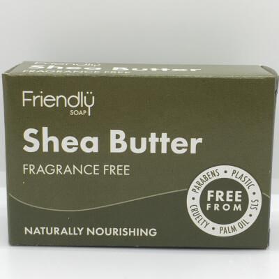 Shea Butter Facial Bar