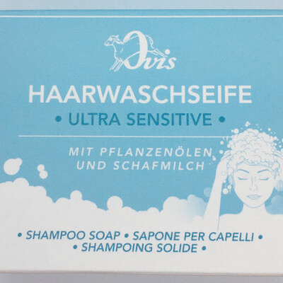 Ovis Ultra Sensitive Shampoo Bar
