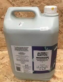 5 Litre Alter/ Nativ Lav & Geranium Hand Wash