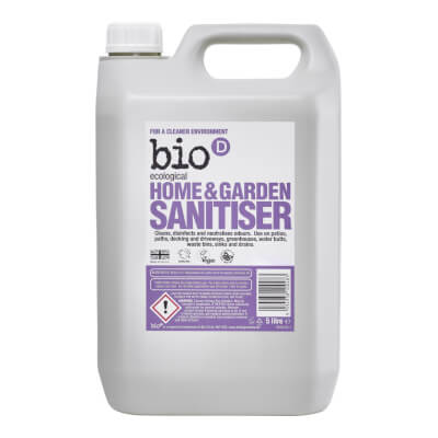 Bio D  Home And Garden Sanitizer 5 Litre
