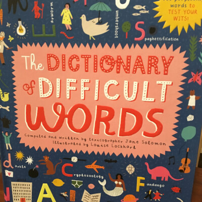 Difficult Word Book