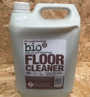 5 Litre Bio D Floor Cleaner