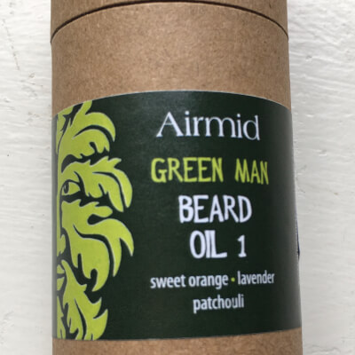 Airmid Green Man Beard Oil