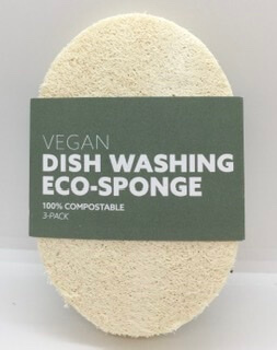Vegan Dish Washing Sponges
