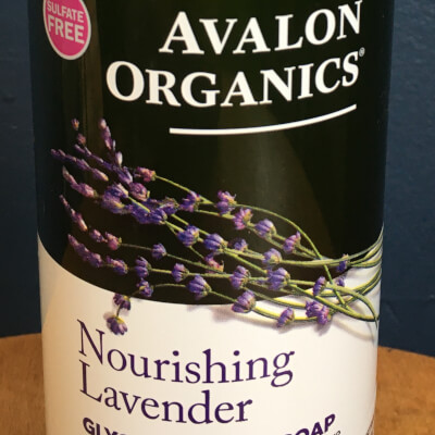 Avalon Glycerine Lavender Liquid Hand Soap