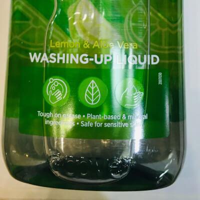 Ecover Lemon And Aloe Vera  Washing Up Liquid