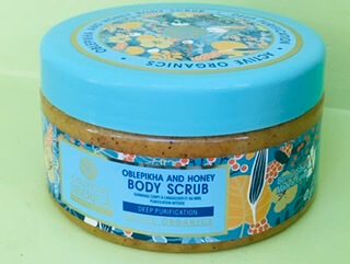 Oblepikha Siberica Honey Body Scrub