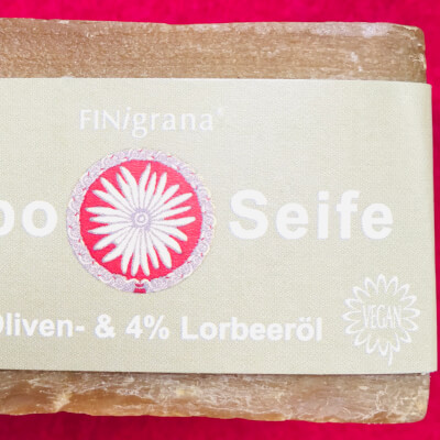 Antiseptic Aleppo Soap With 4% Laurel Oil