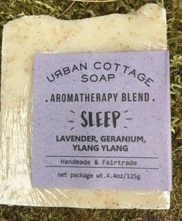Lavender, Geranium, Ylang Ylang Sleep Soap