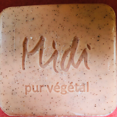 Fine Petal Rose Argan Oil Soap