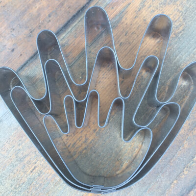 Hand Cookie Cutters