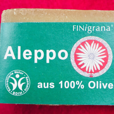 Aleppo Olive Oil Soap