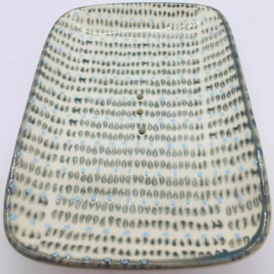 Ceramic Soap Dish Dash