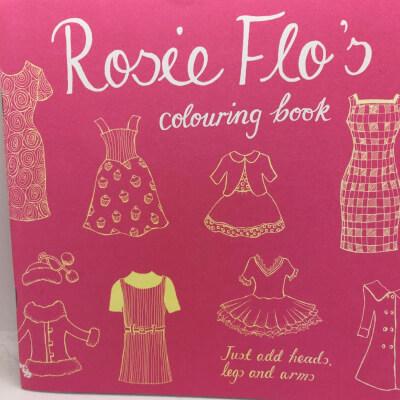 Rosie Flo'S Original Colouring Book