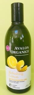 Avalon Refreshing Lemon Bath And Shower Gel