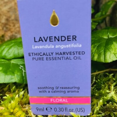Tisserand Ethically Harvested Lavender Essential Oil