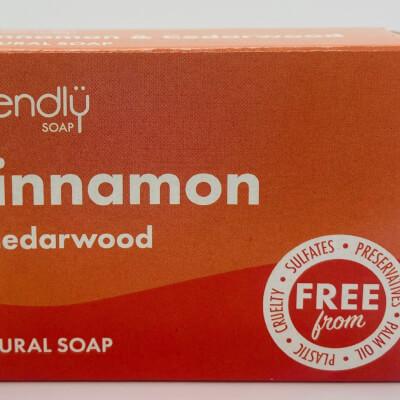 Friendly Soap Cinnamon & Cedarwood