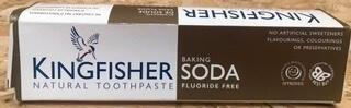 Kingfisher Baking Sodatoothpaste