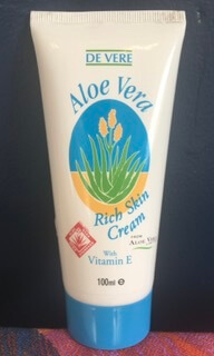 Aloe Vera Rich Skin Creme