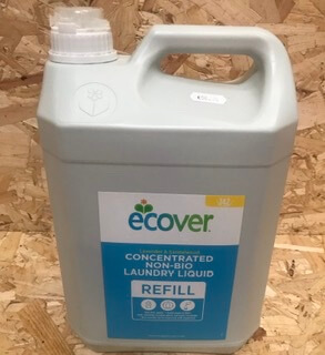 Cover 5Litre Concentrated Non Bio Laundry Liquid