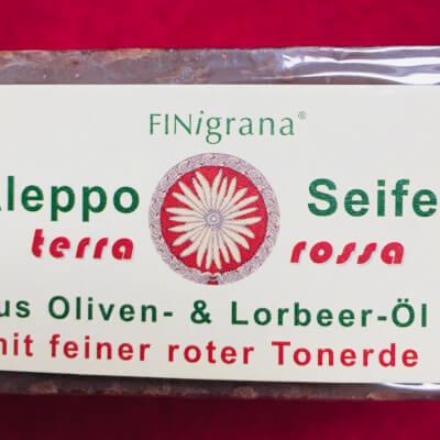 Aleppo Terra Rosa Soap