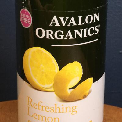 Avalon Organics Lemon Glycerine Liquid Hand Soap