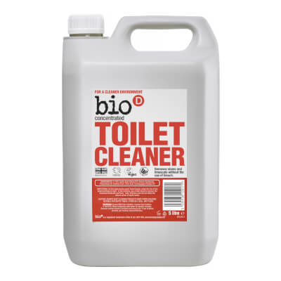 Bio D 5 Litre Toilet Cleaner
